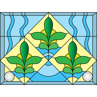Free Stained Glass Patterns - Art Glass World